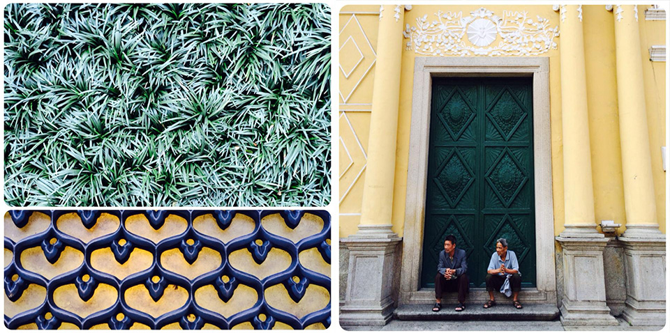 Older men in Macau