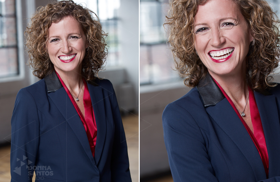Corporate headshots in Toronto