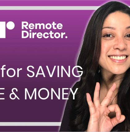 Save Time and Money with 3B's